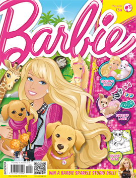 Barbie#134-May